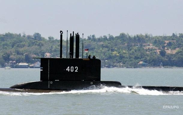 Индонезия объявила о гибели подлодки с экипажем