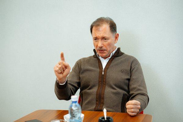 Кручинский неожиданно заявился на праймериз «Единой России»