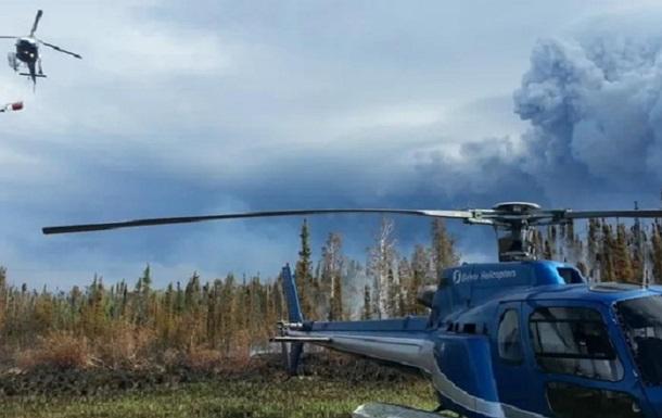 В Канаде разбился вертолет, есть погибшие - СМИ