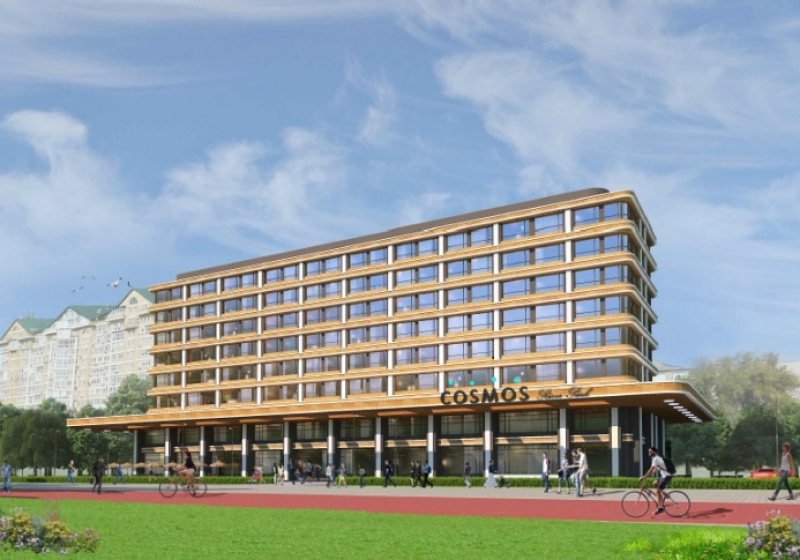 Омичам пообещали «эстетическую» гостиницу на берегу Иртыша