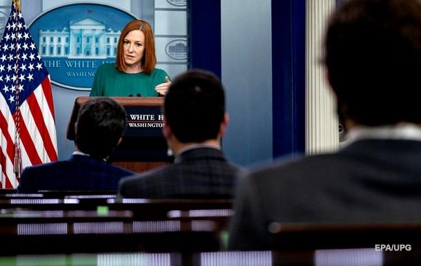 """Брифинг в Белом доме прервал """"призрак Линкольна"""""""