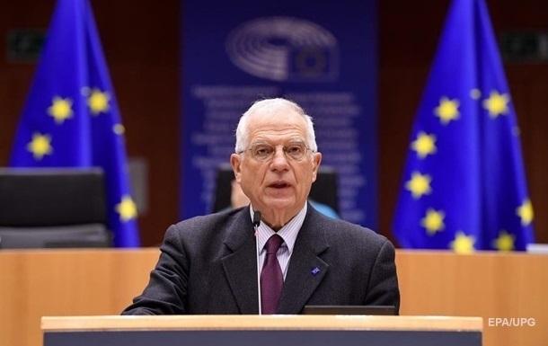 Боррель на выступлении в Европарламенте перепутал Турцию и РФ