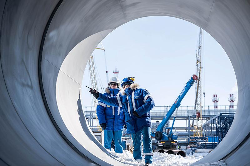«Газпром нефть» запустит в Омске новое современное предприятие