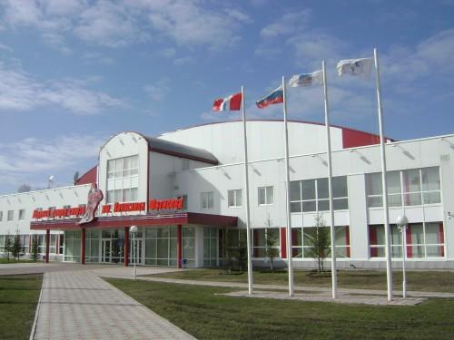 В омском дворце спорта имени Фетисова обокрали хоккеиста #Новости #Общество #Омск
