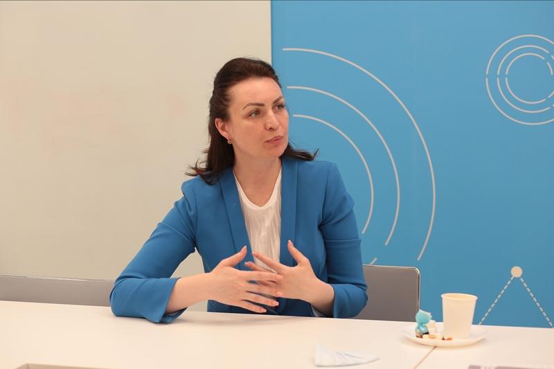 Фадина заявила, что гордится победой «Авангарда» #Новости #Общество #Омск