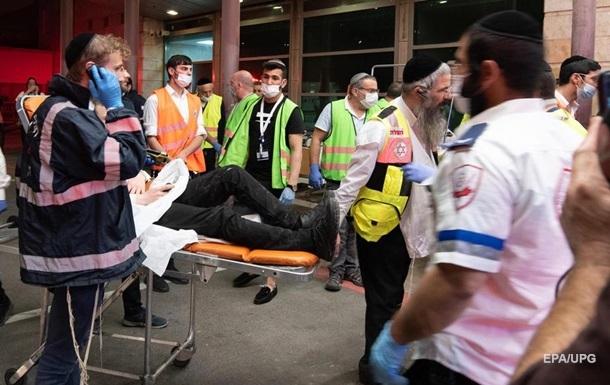 В Израиле число жертв давки увеличилось до 44 человек