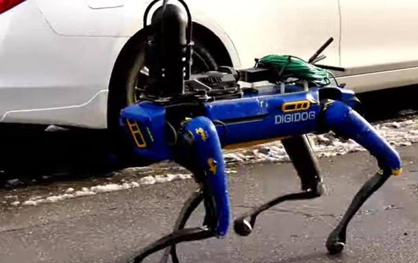 Собаки-роботы больше не будут патрулировать улицы Нью-Йорка