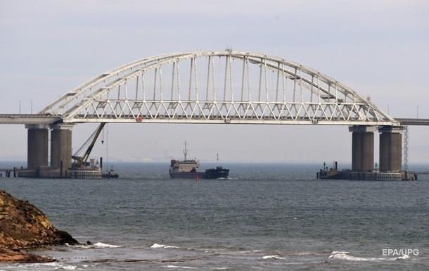 В России заявили об отсутствии ограничений в Керченском проливе
