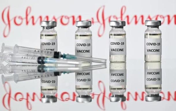 Канада отложила использование вакцины Johnson&Johnson