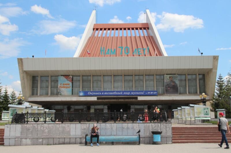 Балет в омском Музтеатре закончился вызовом полиции #Омск #Общество #Сегодня