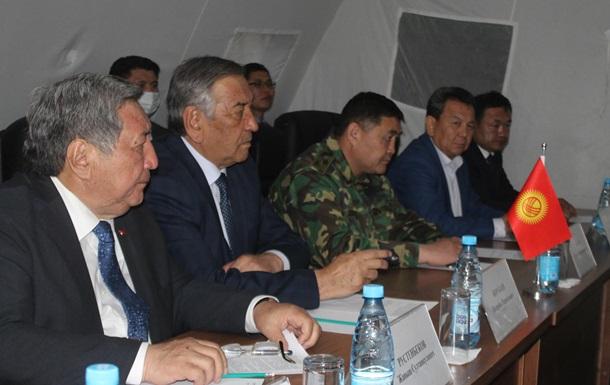 Кыргызстан и Таджикистан договорились о демаркации