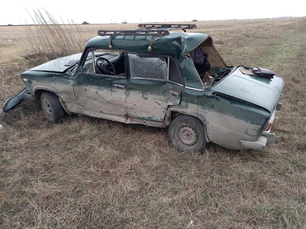 Под Омском столкнулись «шестерка» и фура: 1 человек погиб #Новости #Общество #Омск