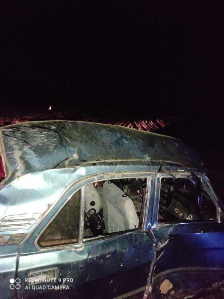 В ДТП на полевой дороге в Омской области погиб подросток #Омск #Общество #Сегодня