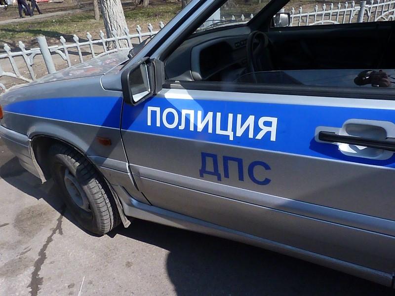 На севере Омской области «уазик» чуть не задавил двоих детей #Омск #Общество #Сегодня