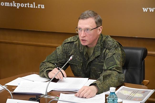 Бурков пригрозил отправить омских чиновников на лесоповал в тайгу #Новости #Общество #Омск