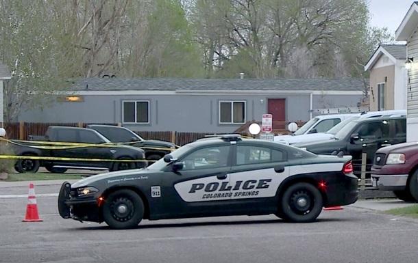 В США две стрельбы за день: восемь жертв