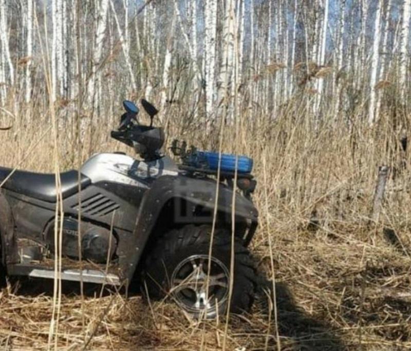 Омского министра нашли в 15 км от брошенного им квадроцикла #Новости #Общество #Омск