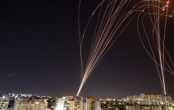 Сектор Газа возобновил обстрел Тель-Авива, есть жертвы