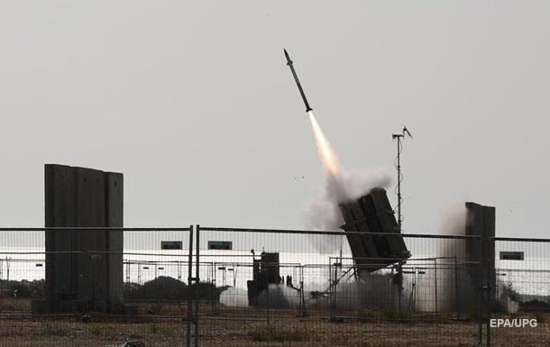 Война в Израиле: железный купол сбивает до 90% ракет