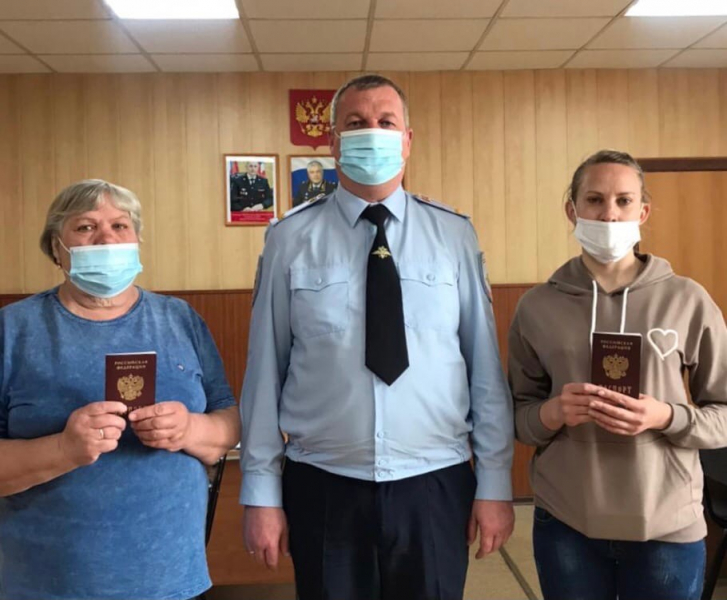 Жителям сгоревшей омской деревни восстановили паспорта #Омск #Общество #Сегодня