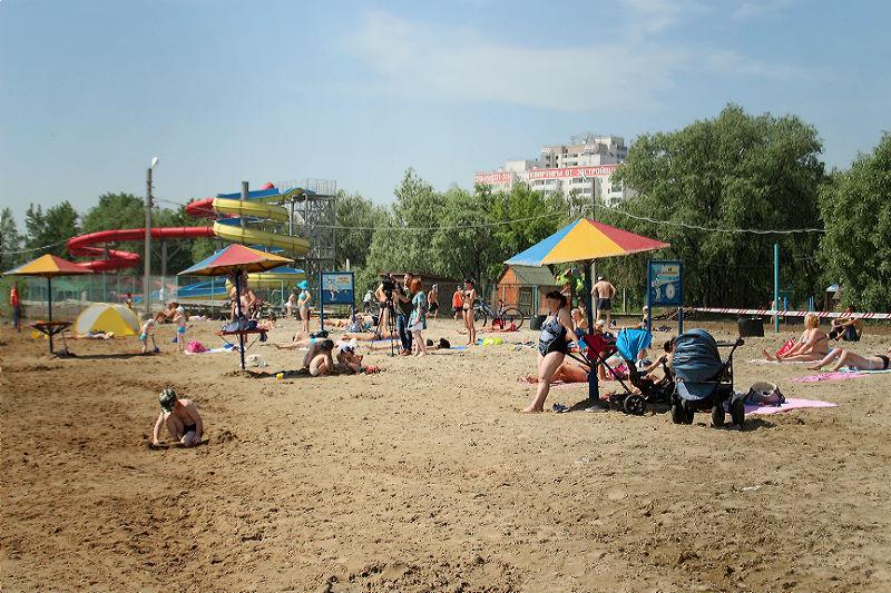 Омским детям запретили гулять возле рек и озер #Омск #Общество #Сегодня