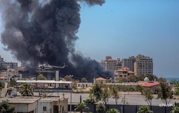 ХАМАС возобновил обстрел Израиля