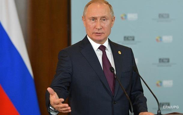 Путин отреагировал на стрельбу в казанской школе