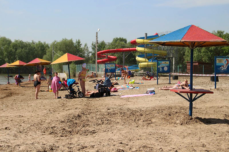 На Омскую область надвигается аномальная жара до +35 градусов #Новости #Общество #Омск