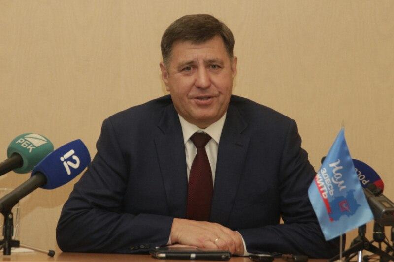 Голушко решил не выдвигаться в Госдуму #Новости #Общество #Омск