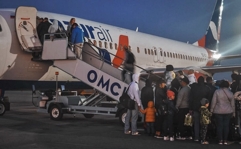 Международные рейсы из Омска возобновятся с 25 мая #Омск #Общество #Сегодня
