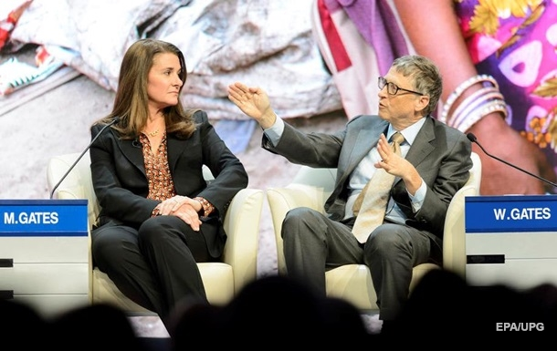 После развода Мелинда Гейтс получила акции на $3 млрд
