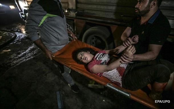 В новой атаке Израиля погибли 33 жителя Газы