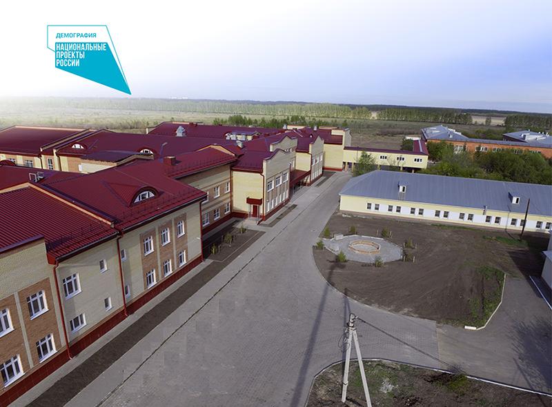 На открытие нового корпуса Омского дома-интерната может приехать глава Минтруда РФ #Новости #Общество #Омск