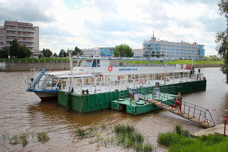 Стало известно, когда из Омска запустят теплоходы до Большеречья #Омск #Общество #Сегодня