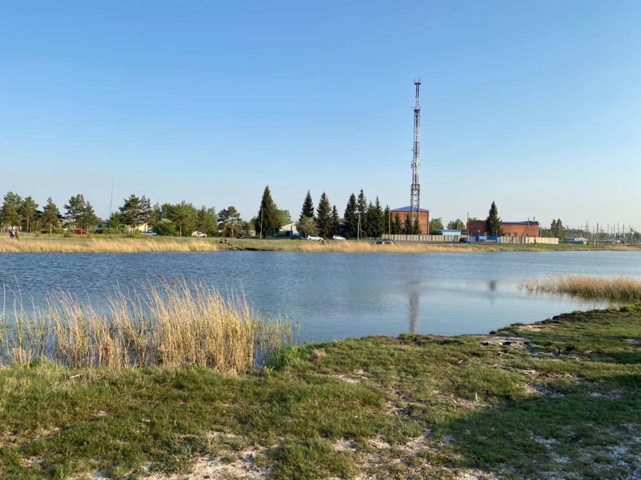 В Омской области 16-летний подросток пошел на пруд и утонул #Омск #Общество #Сегодня
