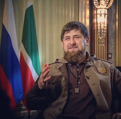 Кадыров думал, что Шлеменко – это актер или блогер #Омск #Общество #Сегодня