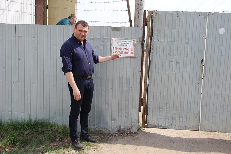 Автомобильные штрафстоянки в Омске выведут на чистую воду #Новости #Общество #Омск