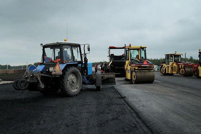 Северный обход Омска за 42 млрд собираются строить из шлака #Омск #Общество #Сегодня