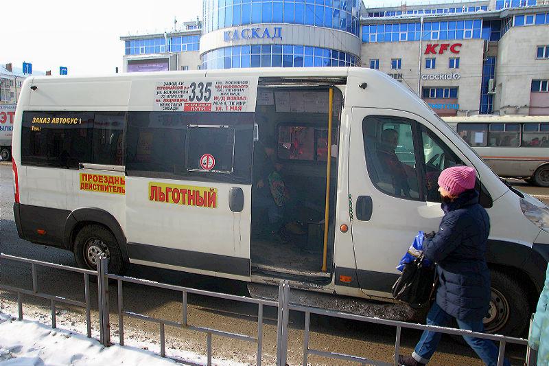 Омские маршрутчики передумали повышать стоимость проезда до 30 рублей #Новости #Общество #Омск