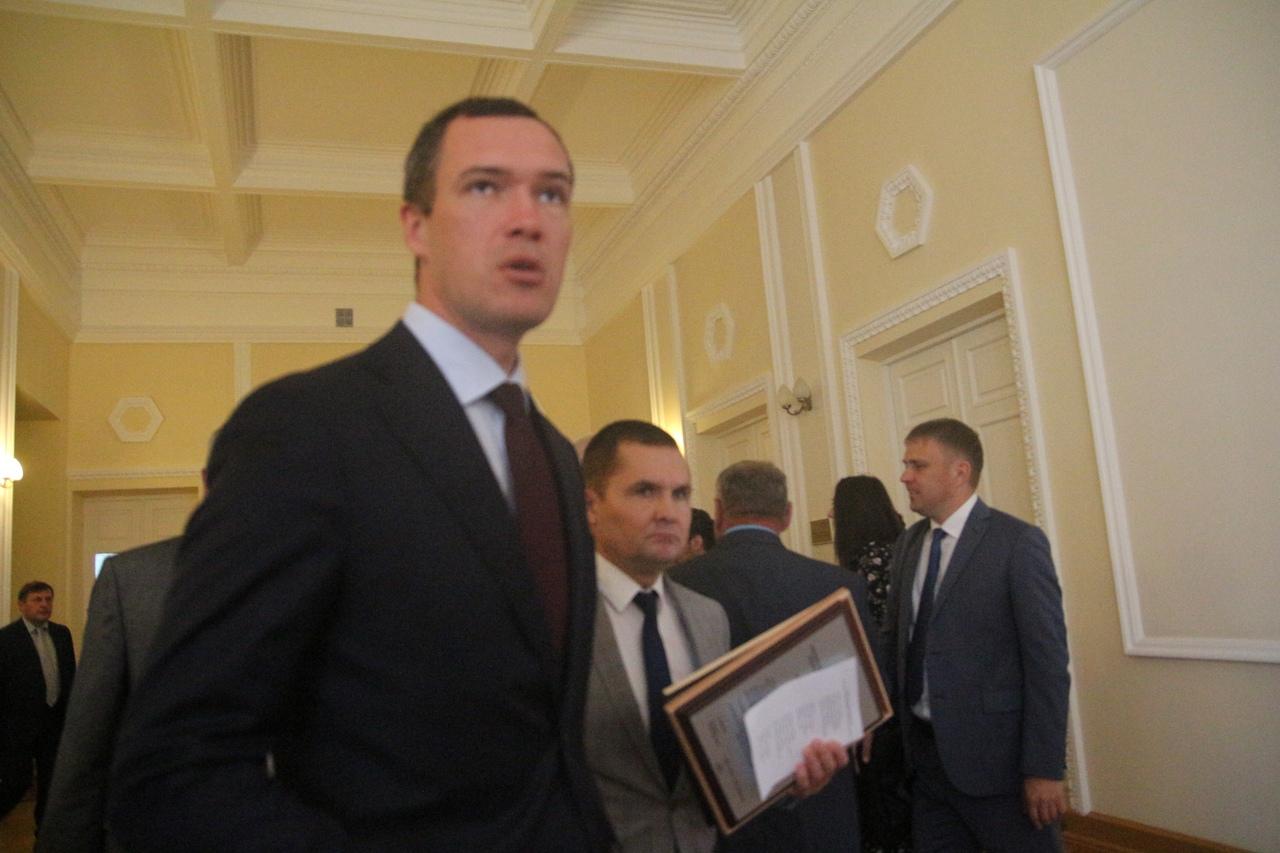 Омский министр природных ресурсов нашел себе замов #Омск #Общество #Сегодня