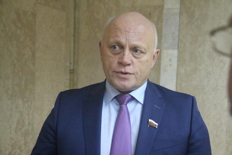 Совет Федерации досрочно прекратил полномочия омского сенатора Назарова #Новости #Общество #Омск