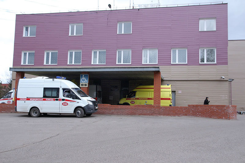 На Левобережье Омска вырубят 300 деревьев для строительства детской больницы за 5 млрд #Новости #Общество #Омск