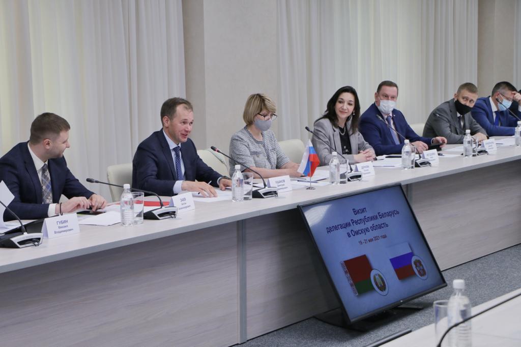 На «Арену Омск» привезут белорусских чиновников #Новости #Общество #Омск