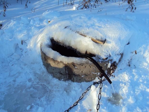 В Омской области из-за дырявых труб теряется каждый пятый литр воды #Омск #Общество #Сегодня