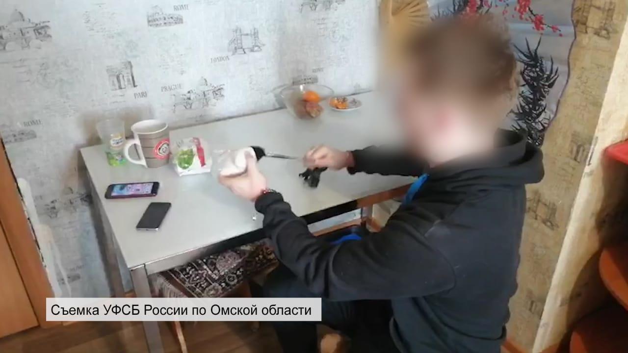 Две омские школьницы подрабатывали наркокурьерами: теперь посидят в тюрьме #Новости #Общество #Омск