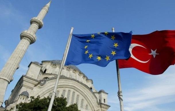 В ЕП предложили приостановить ассоциацию Турции с Евросоюзом
