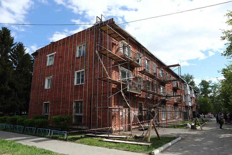В «Омскэлектро» рассказали о сроках окончания капремонта судебных домов #Омск #Общество #Сегодня