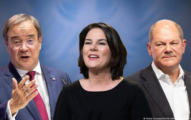 Кандидаты на место Меркель устроли дебаты по СП-2