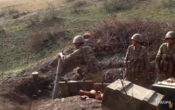 Азербайджан и Армения обменялись обстрелами на границе