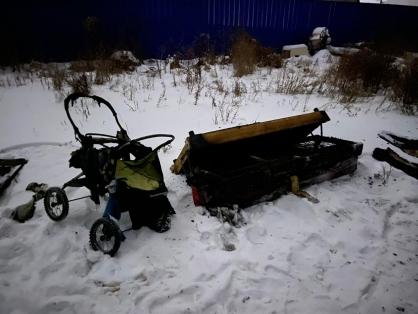 В Омске будут судить горе-мать, из-за которой на пожаре погиб ребенок #Омск #Общество #Сегодня